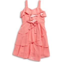 Girl's Tiered Ruffled Dress found on Bargain Bro India from The Bay for $55.00