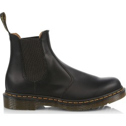 Dr. Martens Men's 2976 Smooth Leather Chelsea Boots - Black - Size 7 UK (8 US) found on MODAPINS from Saks Fifth Avenue for USD $150.00