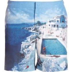 Bulldog Photographic Swim Trunks found on MODAPINS from Saks Fifth Avenue Canada for USD $267.48