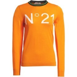 Wool Logo Crewneck Sweater found on Bargain Bro India from Saks Fifth Avenue AU for $499.11