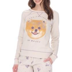 Fleece Raglan Pullover