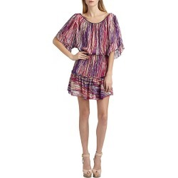Cynthia Steffe Women's Striped Silk Chiffon Dress - Size 10 found on MODAPINS from Saks Fifth Avenue for USD $240.99