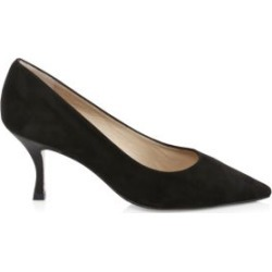 Tippi Suede Stiletto Pumps found on MODAPINS from Saks Fifth Avenue AU for USD $168.50