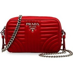 6fec9e465b6694 Prada Women's Diagramme Camera Bag - Red found on MODAPINS from Saks Fifth  Avenue for USD