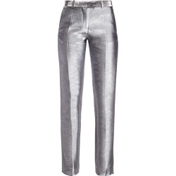 Each X Other Women's Metallic Trousers - Silver - Size Medium found on MODAPINS from Saks Fifth Avenue for USD $131.99