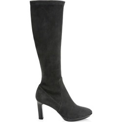 Aquatalia Women's Rhumba Knee-High Suede Boots - Anthracite - Size 6.5 found on MODAPINS from Saks Fifth Avenue for USD $695.00