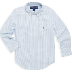 Ralph Lauren Little Boy's & Boy's Cotton Oxford Sport Shirt - Light Blue - Size 18 found on Bargain Bro India from Saks Fifth Avenue for $50.00