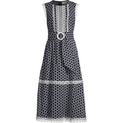 Farah Dot Belted Dress found on MODAPINS from Saks Fifth Avenue UK for USD $528.17