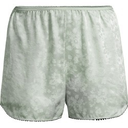 Morgan Lane Women's Bea Silk-Blend Pajama Shorts - Sea Glass - Size XS found on MODAPINS from Saks Fifth Avenue for USD $168.00