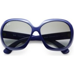 RB4098 60MM Jackie Ohh Oversized Round Sunglasses found on Bargain Bro UK from Saks Fifth Avenue UK