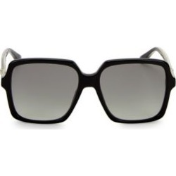 56MM Square Acetate Sunglasses