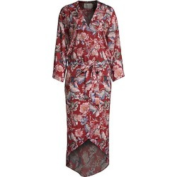 Isabella Floral Robe found on MODAPINS from Saks Fifth Avenue for USD $264.00