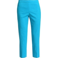 Theory Women's Eco Crunch Slim Ankle Pants - Capri - Size 12 found on Bargain Bro Philippines from Saks Fifth Avenue for $275.00