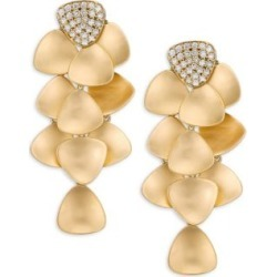 Bahia Diamond & 18K Yellow Gold Chandelier Earrings found on Bargain Bro India from Saks Fifth Avenue Canada for $5541.29