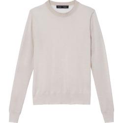 Proenza Schouler Women's Lightweight Wool-Blend Crewneck Sweater - Off White - Size Medium found on MODAPINS from Saks Fifth Avenue for USD $690.00