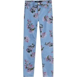 Barbara Floral High-Rise Super Skinny Ankle Jeans found on Bargain Bro Philippines from Saks Fifth Avenue Canada for $205.82