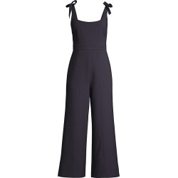 Likely Women's Ellery Tie-Strap Jumpsuit - Navy - Size 10 found on MODAPINS from Saks Fifth Avenue for USD $268.00