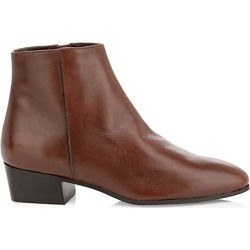 Aquatalia Women's Fuoco Leather Ankle Boots - Whiskey - Size 9 found on MODAPINS from Saks Fifth Avenue for USD $395.00