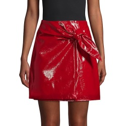 Textured Cotton-Blend Mini Skirt found on Bargain Bro India from Saks Fifth Avenue OFF 5TH for $49.99