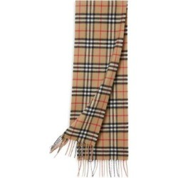 Mini Classic Vintage Check Cashmere Scarf found on Bargain Bro UK from Saks Fifth Avenue UK