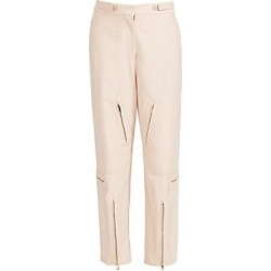Stella McCartney Women's Technical Cotton-Blend Pants - Tea Rose - Size 38 (4) found on MODAPINS from Saks Fifth Avenue for USD $627.00