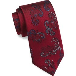 Brioni Men's Paisley Silk Tie - Red found on MODAPINS from Saks Fifth Avenue for USD $260.00