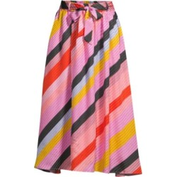 Audrey Striped Midi Skirt found on Bargain Bro Philippines from Saks Fifth Avenue AU for $466.46