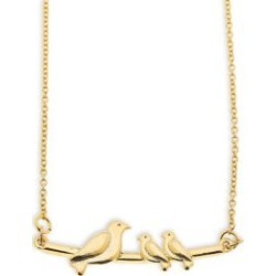 Mama Bird 2 Baby Chain Necklace found on Bargain Bro India from The Bay for $30.00