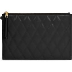 Medium GV3 Quilted Leather Pouch found on Bargain Bro Philippines from Saks Fifth Avenue AU for $717.03