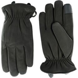 Touchscreen Compatible Leather Gloves