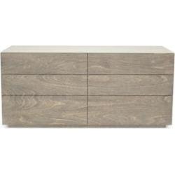 Alma 6 Drawer Dresser