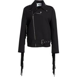 Fringe Moto Jacket