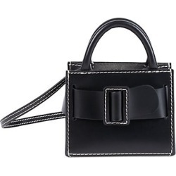 Boyy Women's Bobby Leather Tote - Black found on MODAPINS from Saks Fifth Avenue for USD $810.00