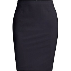 BOSS Women's Vilea Pencil Skirt - Navy - Size 2 found on MODAPINS from Saks Fifth Avenue for USD $228.00