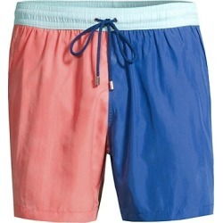 COLLECTION Colorblock Swim Trunks found on MODAPINS from Saks Fifth Avenue AU for USD $157.36