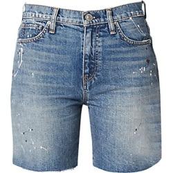 Hana Mini Denim Biker Shorts found on MODAPINS from Saks Fifth Avenue Canada for USD $172.74