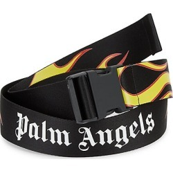 Palm Angels Men's Burning Belt - Black Multi found on MODAPINS from Saks Fifth Avenue for USD $160.12