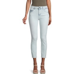 DL1961 Women's Florence Insta Sculpt Mid-Rise Skinny Jeans - Blue - Size 26 (2-4) found on Bargain Bro India from Saks Fifth Avenue OFF 5TH for $69.99