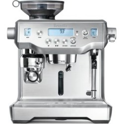 The Oracle Stainless Steel Coffee Machine