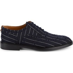 Lennard Tailor Textile Pinstripe Oxfords found on Bargain Bro Philippines from Saks Fifth Avenue OFF 5TH for $429.99