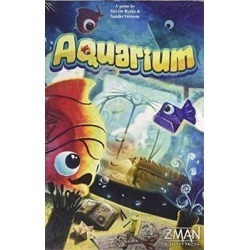 Man Games - Z-man - Aquarium Game found on GamingScroll.com from The Bay for $23.00