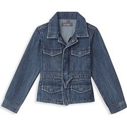 DL1961 Premium Denim Little Girl's & Girl's Denim Jacket - Mankato - Size 6-6X