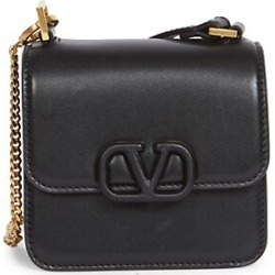 Micro VSling Leather Crossbody Bag found on Bargain Bro from Saks Fifth Avenue AU for USD $696.90