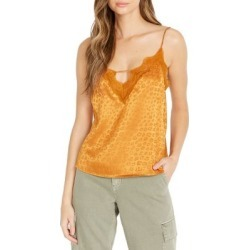 Jaelyn Lace Decor Cami found on Bargain Bro India from The Bay for $29.40
