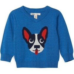 Hatley Baby Boy's Playful Puppy Sweater - Blue - Size 12-18 Months found on Bargain Bro India from Saks Fifth Avenue for $39.00