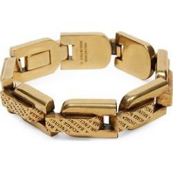 Precious Antique Goldtone Lo-Link Bracelet found on Bargain Bro UK from Saks Fifth Avenue UK