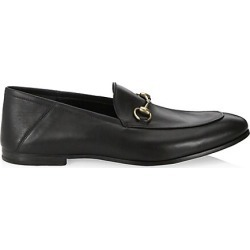 Gucci Men's Horsebit Leather Loafer - Black - Size 5 UK (6 US) found on MODAPINS from Saks Fifth Avenue for USD $730.00