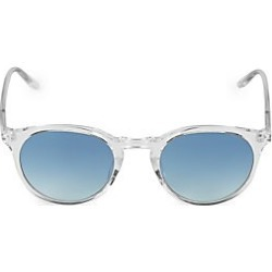 Barton Perreira Men's Princeton 49MM Round Sunglasses found on MODAPINS from Saks Fifth Avenue for USD $395.00