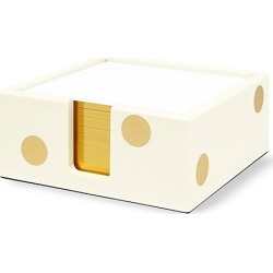 Dotted Notes Holder