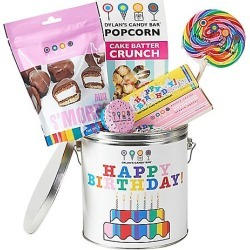 Dylan's Candy Bar Happy Birthday Assorted Candy Bucket found on Bargain Bro India from Saks Fifth Avenue for $45.00